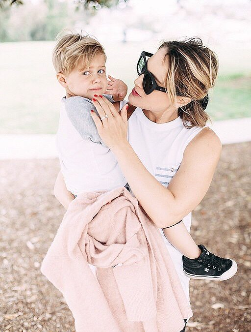 Sure, Babe – Podcast Interview – Finding Purpose in Challenging Parenting Seasons