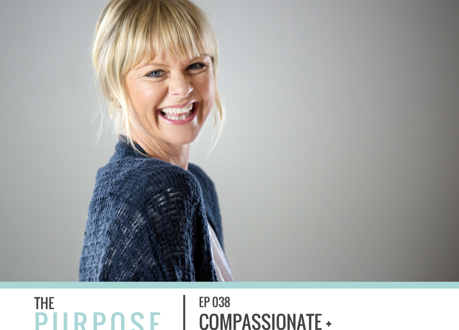 The Purpose Show – Podcast Interview – Compassionate + Effective Parenting