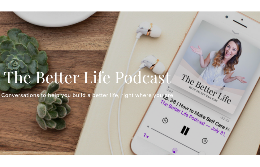 The Better Life Podcast Interview – Becoming a Purposeful, Positive Parent!