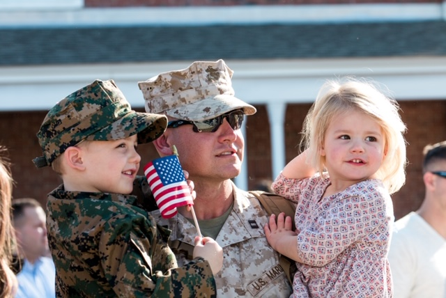 The Power of Positive Parenting to Help Military Families Thrive