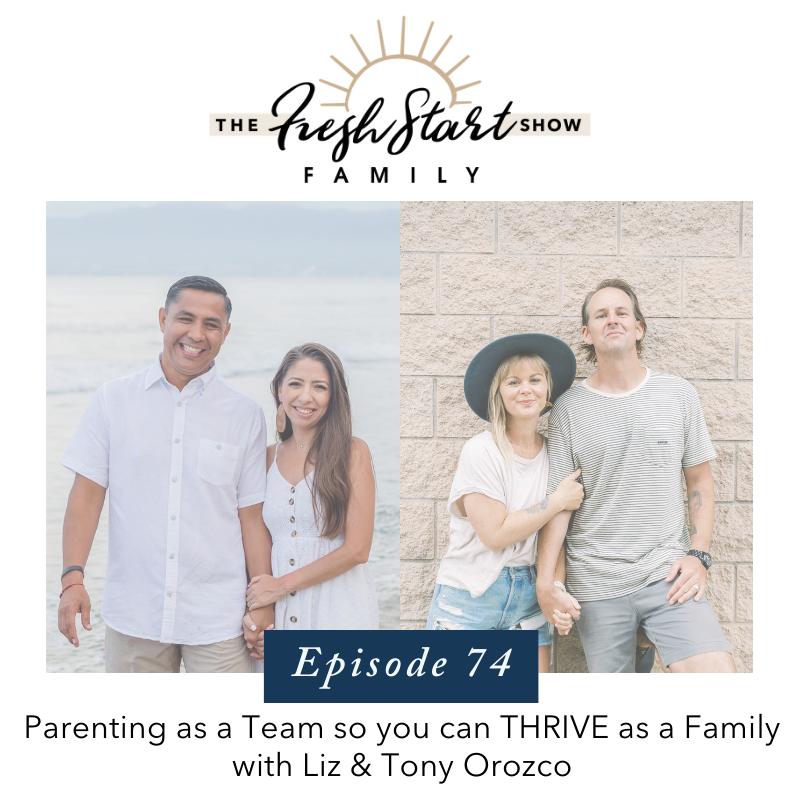 The Fresh Start Family Show